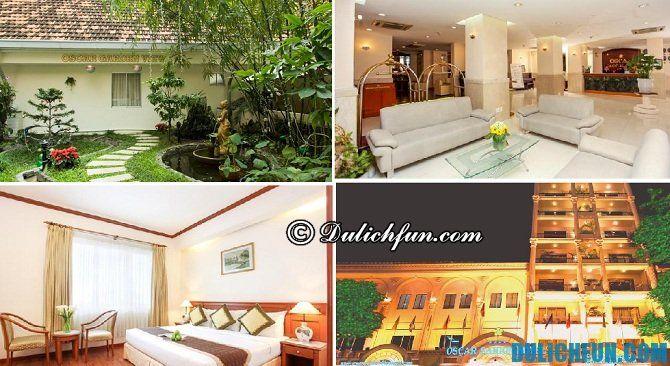 Khách sạn tốt ở Sài Gòn