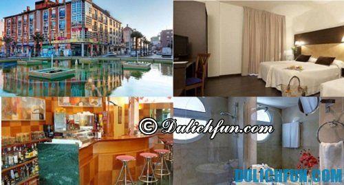 Cẩm nang du lịch Tây Ban Nha: Những khách sạn bình dân ở Tây Ban Nha