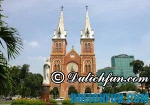 Hướng dẫn và kinh nghiệm du lịch Sài Gòn tự túc cực đầy đủ