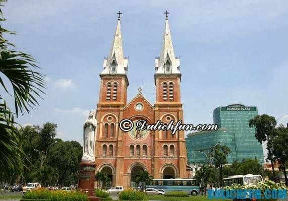 Kinh nghiệm du lịch Sài Gòn tự túc
