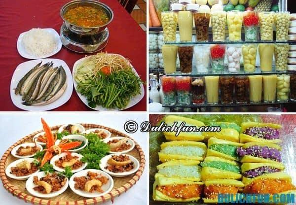 Ăn gì khi du lịch Sài Gòn?