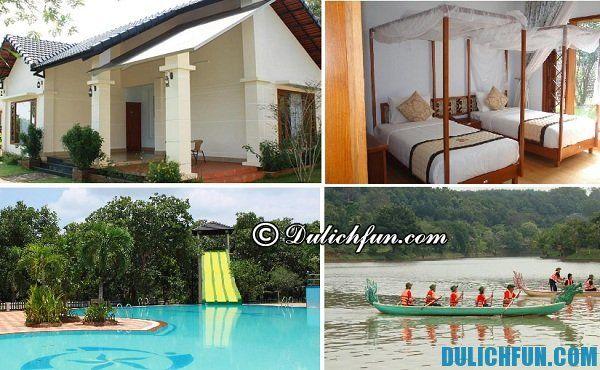 Kinh nghiệm phượt Bình Phước - Nhà nghỉ, khách sạn