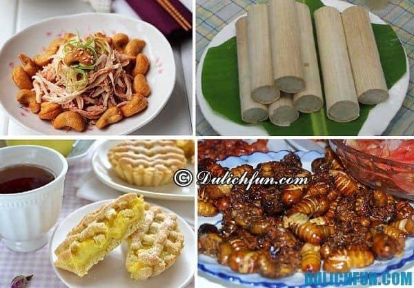 kinh nghiệm du lịch Bình Phước - Món ăn nổi tiếng