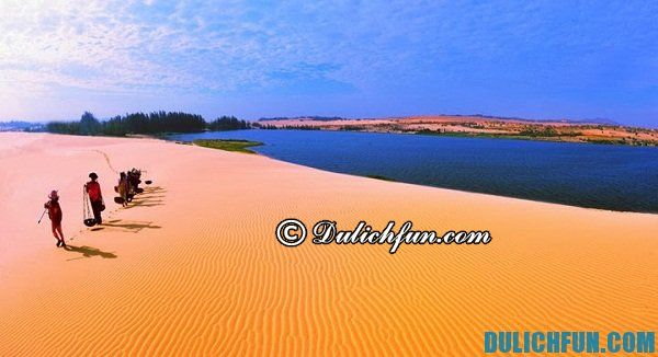 Hướng dẫn du lịch Bình Thuận: Địa điểm du lịch nổi tiếng nhất Bình Thuận