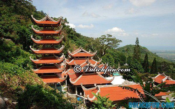 Điểm tham quan nổi tiếng Bình Thuận