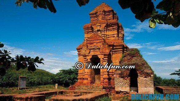 Di tích lịch sử nổi tiếng Bình Thuận