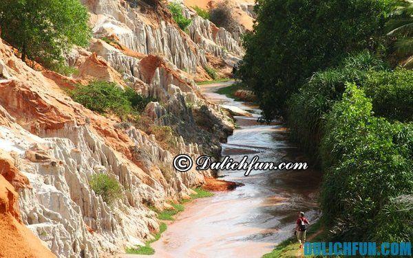 Điểm dã ngoại nổi tiếng Bình Thuận