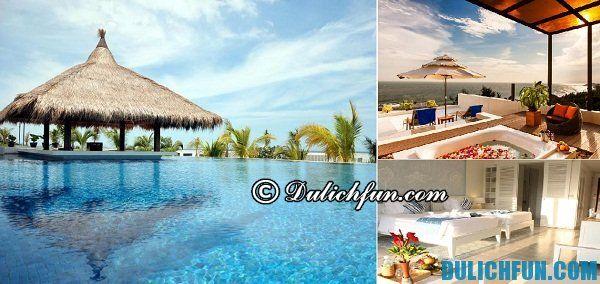 Khách sạn, nhà nghỉ ở Bình Thuận