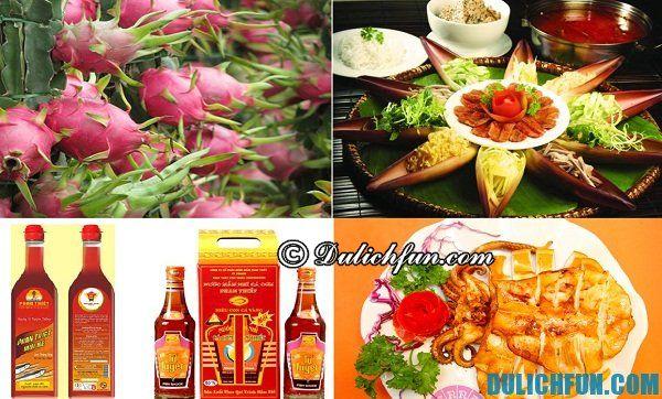 Những món ăn nổi tiếng ở Bình Thuận: Kinh nghiệm ăn uống khi du lịch Bình Thuận
