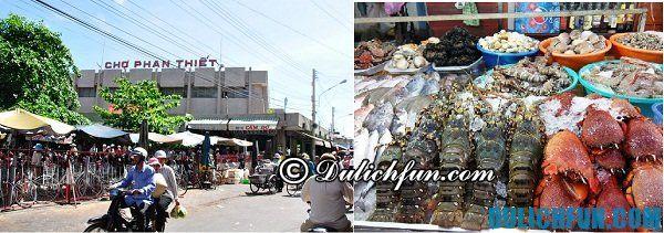 Nơi mua sắm tại Bình Thuận: Hướng dẫn du lịch Bình Thuận