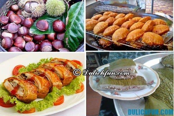 Kinh nghiệm du lịch Cao Bằng - Về ăn uống ngon rẻ