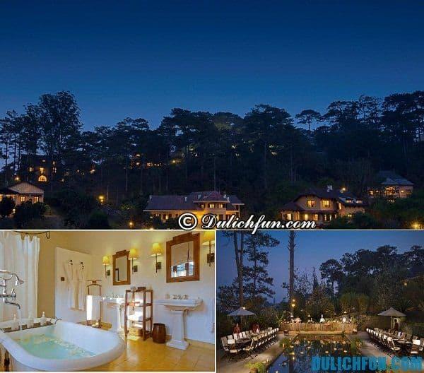 Những khách sạn đẹp, giá tốt, chất lượng ở Đà Lạt