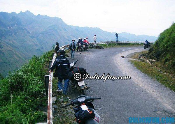 Cách di chuyển tới Hà Giang