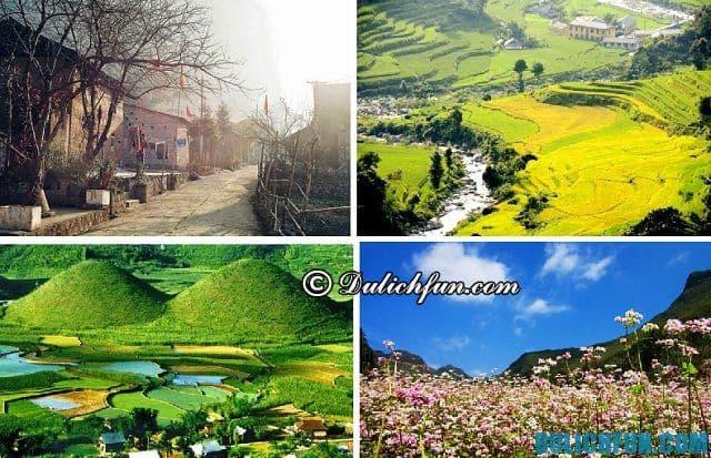 Địa điểm tham quan ở Hà Giang