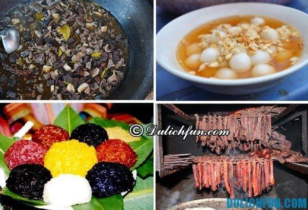 Ăn gì khi du lịch Hà Giang?