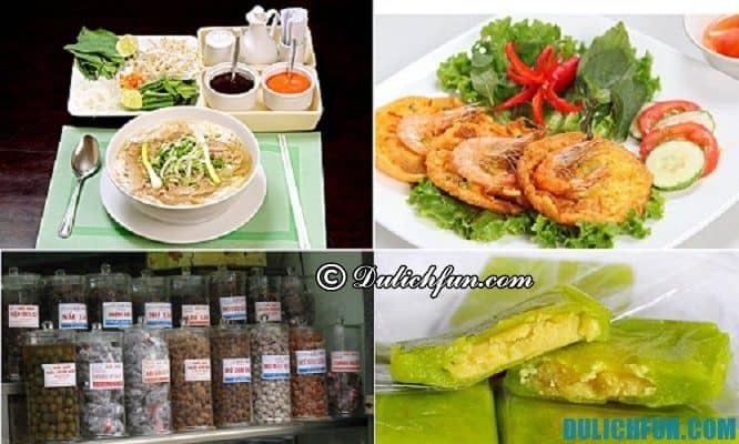 Ẩm thực Hà Nội, Du lịch Hà Nội toàn diện, thưởng thức đặc sản Hà Nội