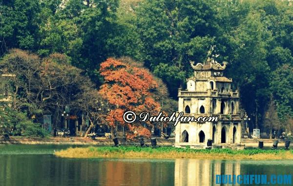 Điểm du lịch nổi tiếng Hà Nội, kinh nghiệm du lịch Hà Nội, hướng dẫn du lịch Hà Nội