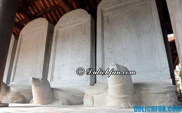 Du lịch bụi Hà Nội, tiết kiệm và an toàn