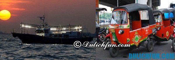 Hướng dẫn du lịch Indonesia
