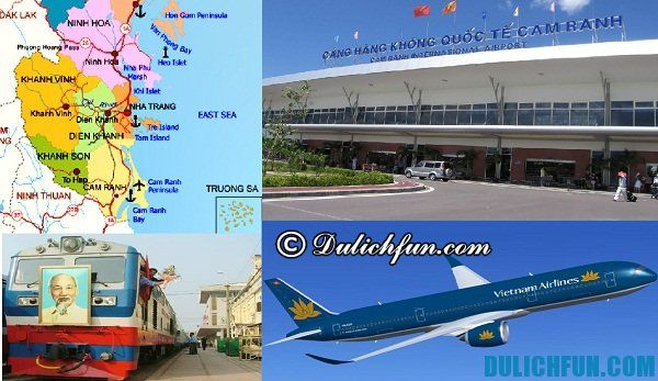 Phương tiện di chuyển tới Khánh Hòa