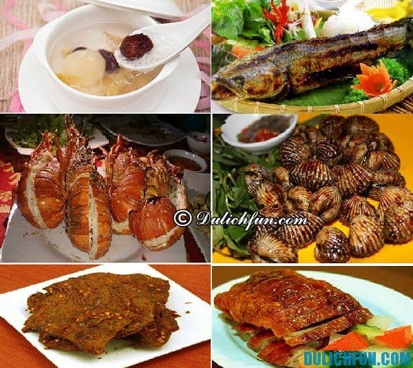 Những món ăn nổi tiếng ở Khánh Hòa không thể bỏ qua