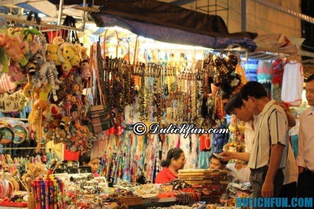 các điểm mua sắm nổi tiếng ở Khánh Hòa