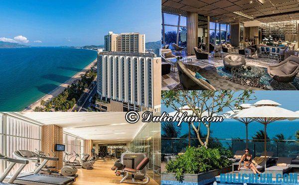 Điểm lưu trú, nhà nghỉ, khách sạn tại Khánh Hòa