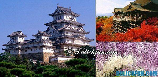 Những điẻm du lịch hấp dẫn tại Nhật Bản, du lịch bụi Nhật Bản: Kinh nghiệm du lịch Nhật Bản giá rẻ, chi tiết từ A-Z