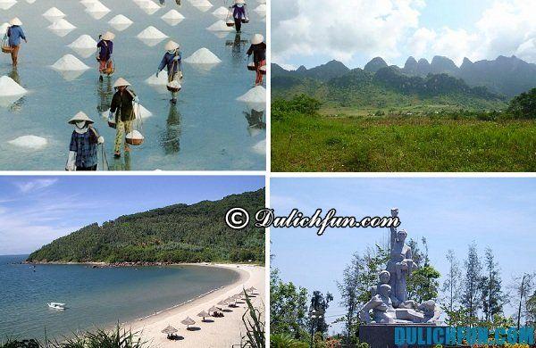 Hướng dẫn du lịch Quảng Ngãi - Địa điểm tham quan ở Quảng Ngãi: Nên đi đâu chơi khi du lịch Quảng Ngãi?