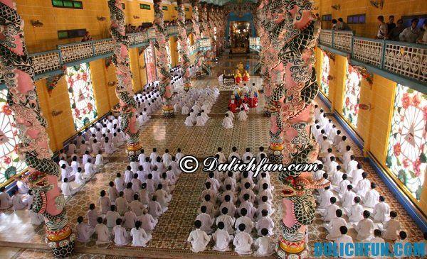 Lễ hội nổi tiếng ở Tây Ninh
