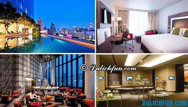 Kinh nghiệm du lịch Thái Lan - Đặt phòng khách sạn