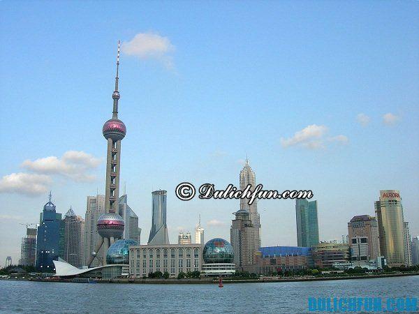 Kinh nghiệm du lịch Thượng Hải tự túc: Hướng dẫn tour du lịch Thượng Hải giá rẻ