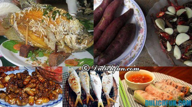 Kinh nghiệm du lịch Vĩnh Long - Món ăn nổi tiếng