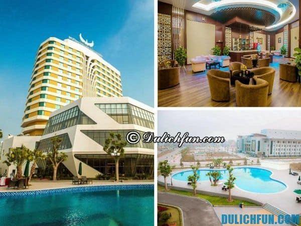 Cẩm nang du lịch Bắc Giang - Khách sạn