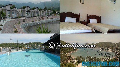 Kinh nghiệm du lịch Vĩnh Hy: bãi biển đẹp nhất Ninh Thuận: Du lịch Vĩnh Hy nên ở khách sạn nào?