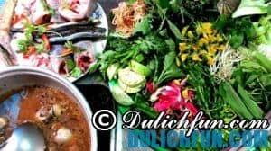 Những món ăn ngon, bổ, rẻ khi du lịch Cần Thơ