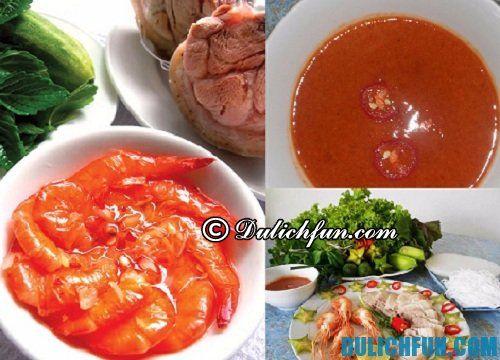 Kinh nghiệm hướng dẫn du lịch Tiền Giang: Những món ăn nên thử khi đến Tiền Giang