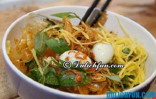 Các món ăn vặt ngon ở Thành phố Hồ Chí Minh