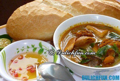 Món ăn vặt ngon, hấp dẫn nhất ở Sài Gòn