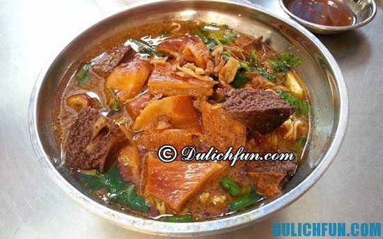 Du lịch Sài Gòn - Địa điểm món ăn vặt Sài Gòn