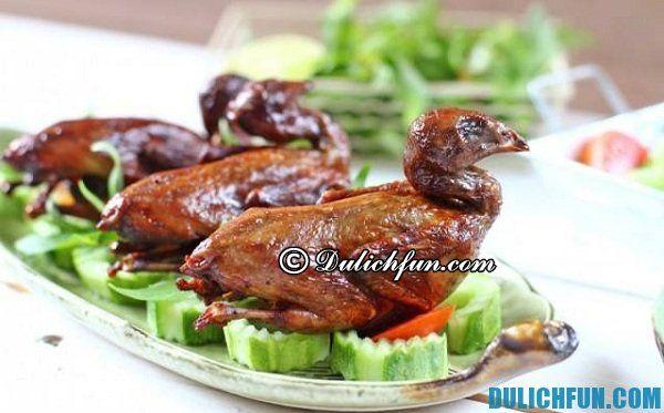 Những món ăn ngon Sài Gòn - Địa điểm món ăn vặt Sài Gòn