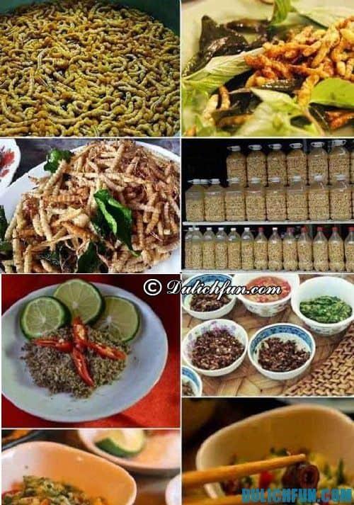 Du lịch Tây Bắc: những món ăn ngon Điện Biên không thể bỏ qua
