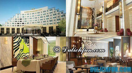 Hướng dẫn du lịch Mộc Châu: tư vấn nhà nghỉ, khách sạn ở Mộc Châu giá tốt, tiện nghi