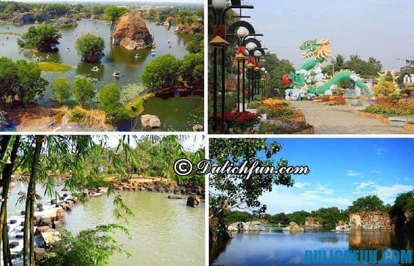Điểm du lịch nổi tiếng gần Sài Gòn