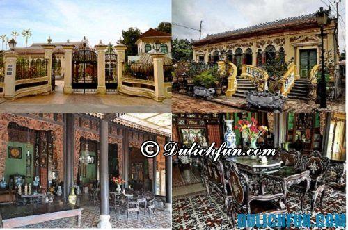 Nhà cổ Bình Thủy địa điểm du lịch nổi tiếng tại Cần Thơ