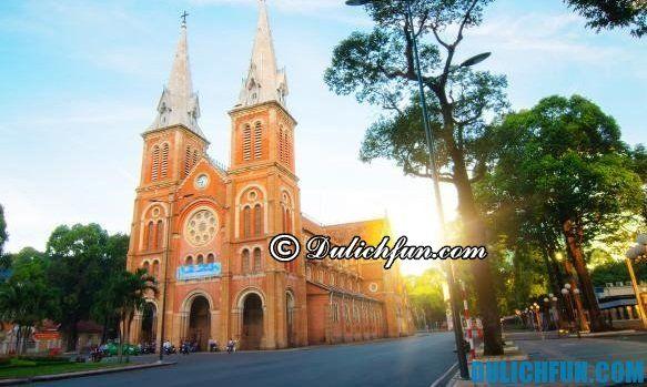 Du lịch Sài Gòn - nhà hàng, quán ăn ngon rẻ
