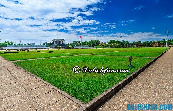 Những điểm tham quan nổi tiếng ở Hà Nội