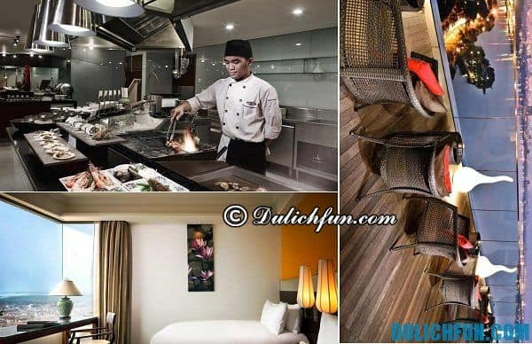 Những khách sạn hàng đầu ở Hà Nội