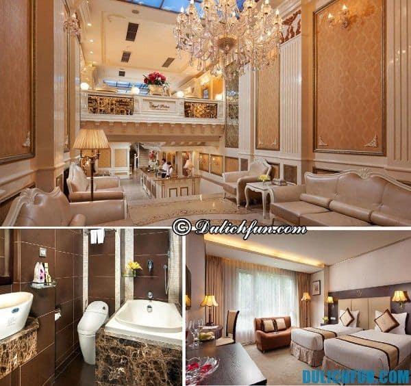 Khách sạn bình dân khu vực Hồ Hoàn Kiếm, khách sạn Hà Nội