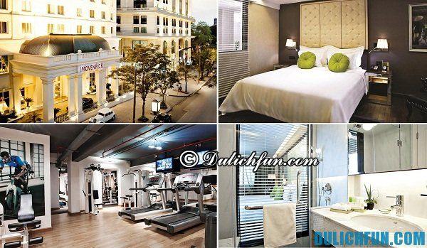 Khách sạn sang trọng bậc nhất gần Hồ Hoàn Kiếm